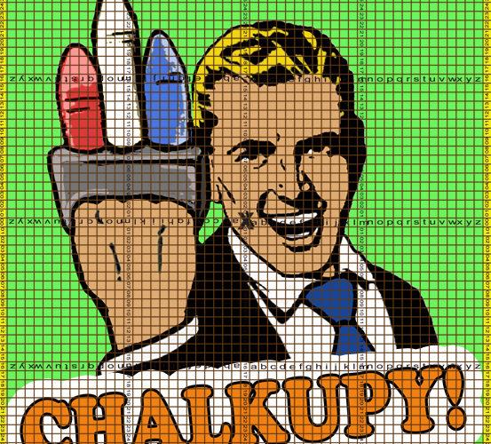 Chalk You!