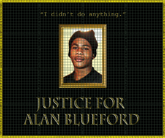 Justice for Alan Blueford