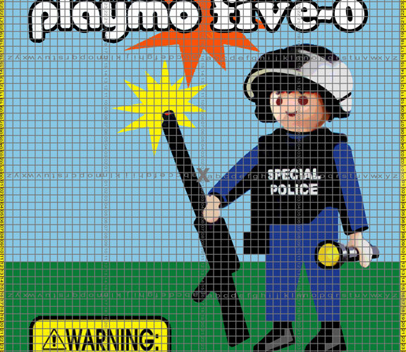 Playmo Five-O