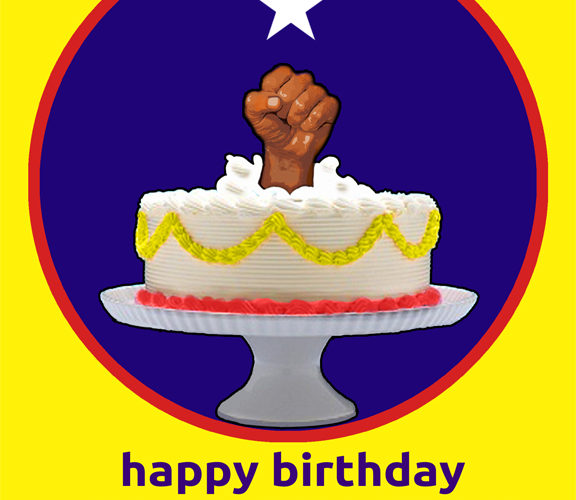 Happy Birthday Occupy